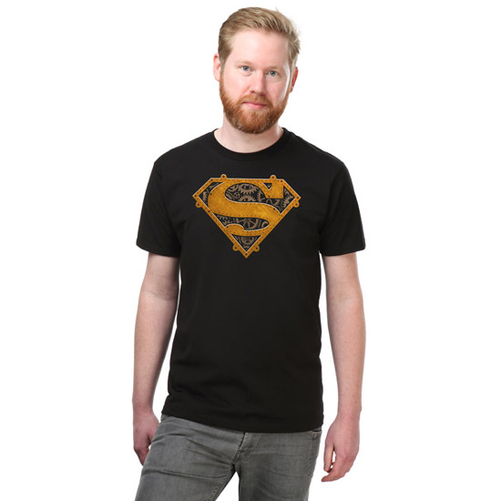 Steampunk Superman Shirt
