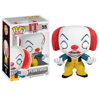 Stephen Kings It Pennywise Clown Pop Vinyl Figure