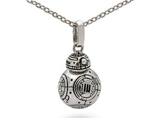 Sterling Star Wars BB-8 Pendant