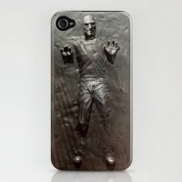 Steve Jobs iPhone Carbonite Case