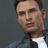Steve Rogers Sixth Scale Figure Chris Evans Detail