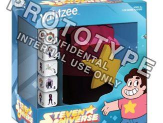 Steven Universe Garnets Gauntlet Yahtzee