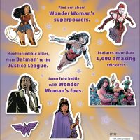 Sticker Collection Wonder Woman