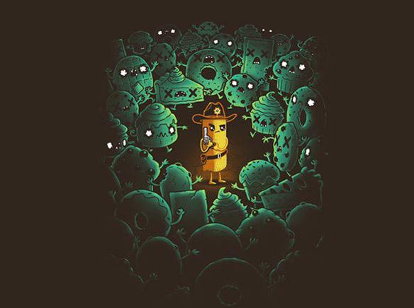 Still Fresh Zombie T-Shirt