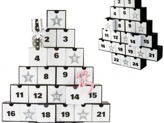 Storage Box Advent Tree