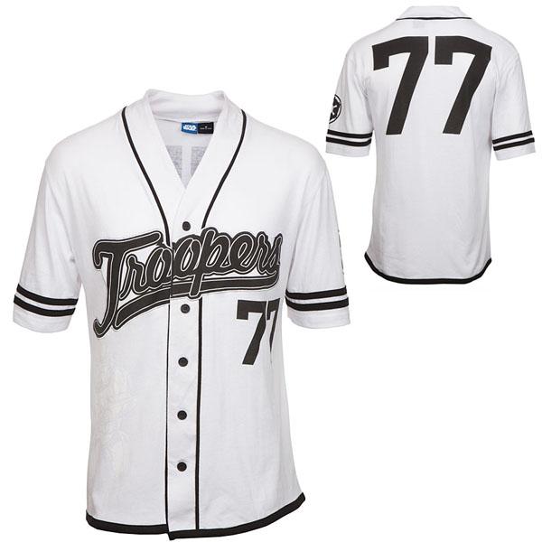 Stormtrooper Baseball Jersey