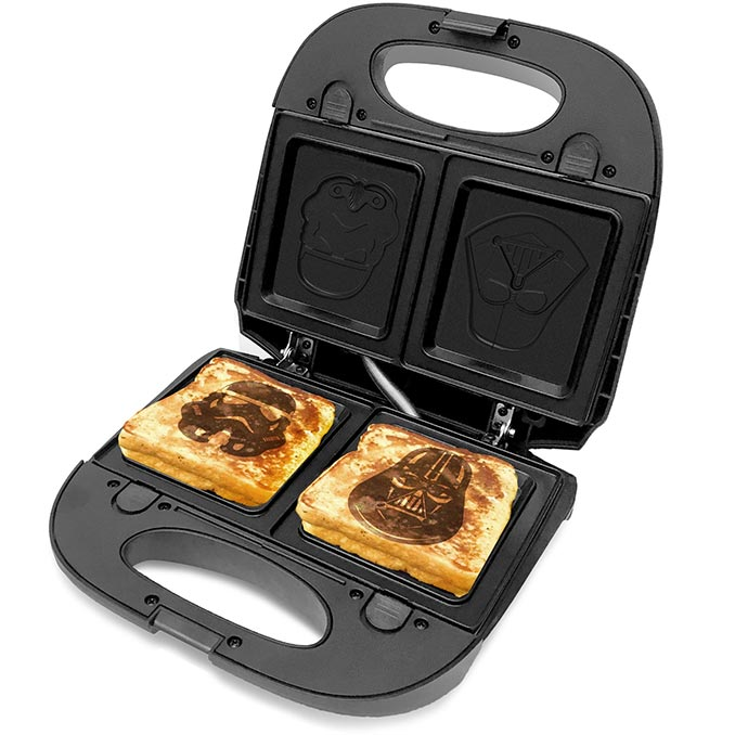 Stormtrooper and Darth Vader Panini Press