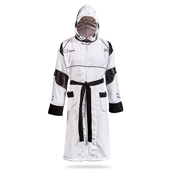 Stormtrooper Fleece Robe