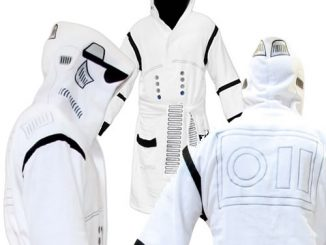 Star Wars Stormtrooper Bath Robe