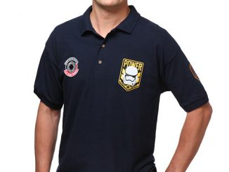 Stormtrooper Power Patches Polo