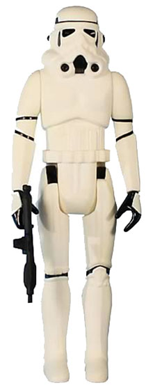 Stormtrooper Vintage Kenner 12 Inch Action Figure