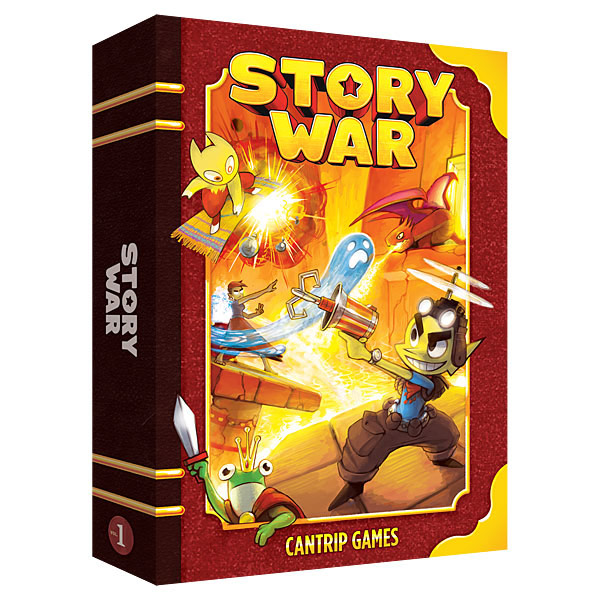 Story War Storytelling Party Game