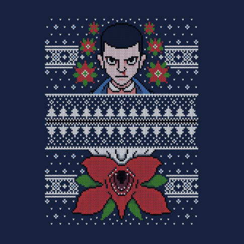 stranger-christmas-shirt