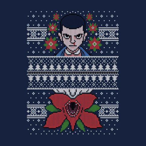 stranger-christmas-shirt
