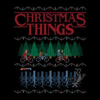 stranger-things-christmas-things-shirt