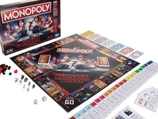 Stranger Things Monopoly Game