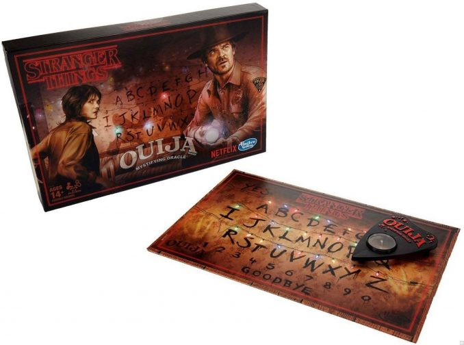 Stranger Things Ouija Board Game