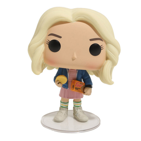 Stranger Things Pop Television Eleven With Eggos Vinyl Figure