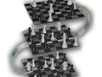 Strato Chess Set Game