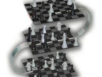 Strato Chess Set Game
