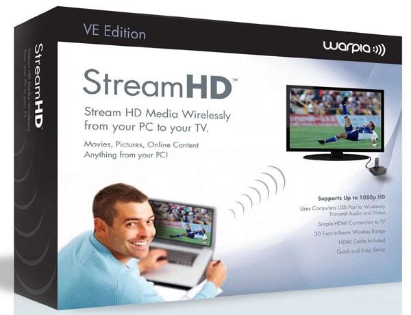 StreamHD Value Edition