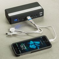 Streetwise 14k mAh Ultimate Jumpstarter Power Bank