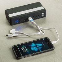 Streetwise 14k mAh Ultimate Jumpstarter Power Bank