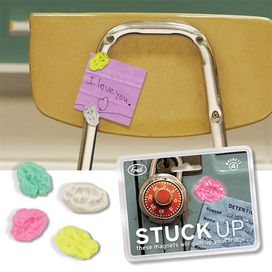 Stuck Up Magnets