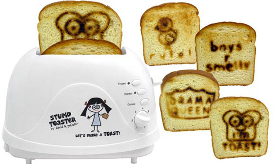Stupid Toaster