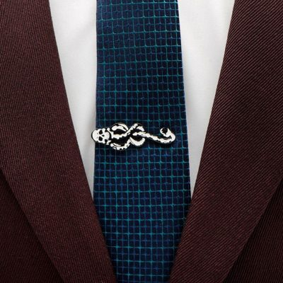 Stylish Harry Potter Dark Mark Tie Bar