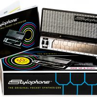 Stylophone Pocket Synthesizer Package