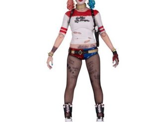 Suicide Squad DC Films Harley Quinn Premium 6-Inch Action Figure