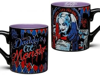 Suicide Squad Daddy's Lil Monster Ceramic Mug