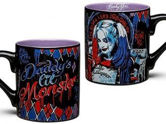 Suicide Squad Daddy's Lil Monster Ceramic Mug