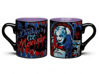 Suicide Squad Daddy's Lil Monster 14oz Ceramic Mug