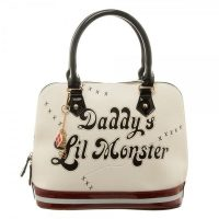 Suicide Squad Daddys Lil Monster Dome Handbag