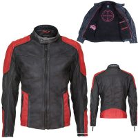 Suicide Squad Deadshot Never Miss Leather Jacket