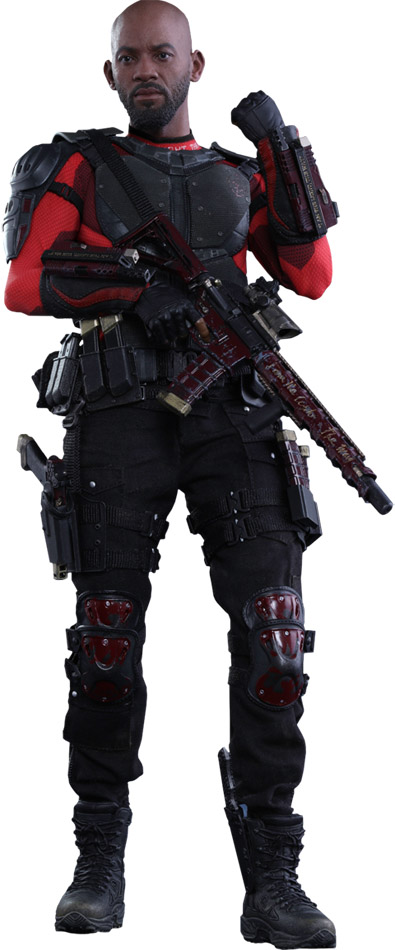 Suicide Squad Deadshot Sixth-Scale Figure