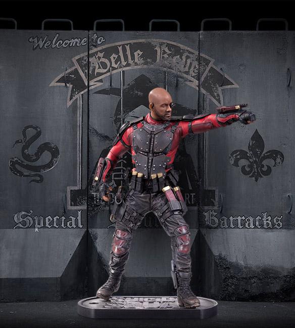Suicide Squad Deadshot Statue