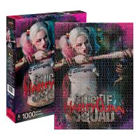 Suicide Squad Harley Quinn 1000pc Puzzle