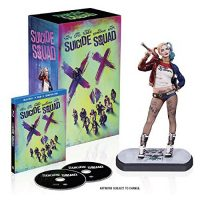 Suicide Squad Harley Quinn Blu-ray DVD UltraViolet Combo Pack