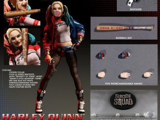 Suicide Squad Harley Quinn One:12 Collective Figure