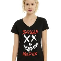 Suicide Squad Help Girls T-Shirt