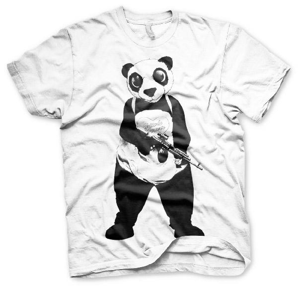 Suicide Squad Panda Man T-Shirt