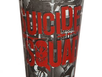 Suicide Squad Pint Glass
