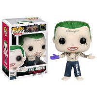 Suicide Squad Shirtless Joker Pop Vinyl Figure