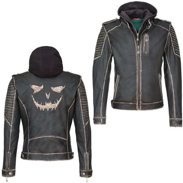 Suicide Squad The Killing Jacket Joker Leather Jacket