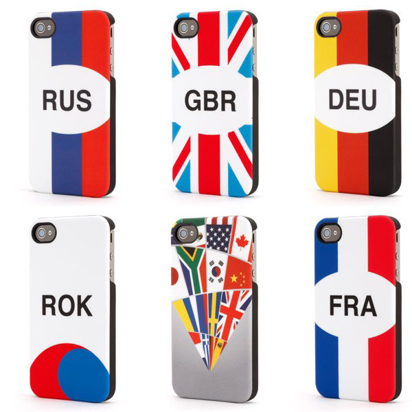 Summer Olympics National Pride iphone cases