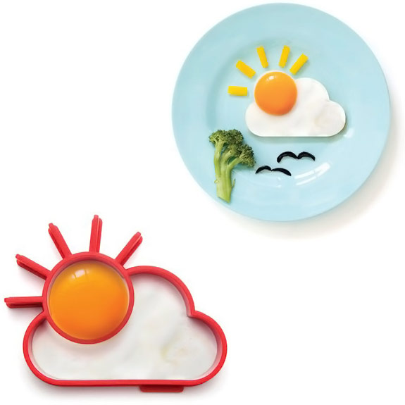 Sunnyside Silicon Egg Shaper