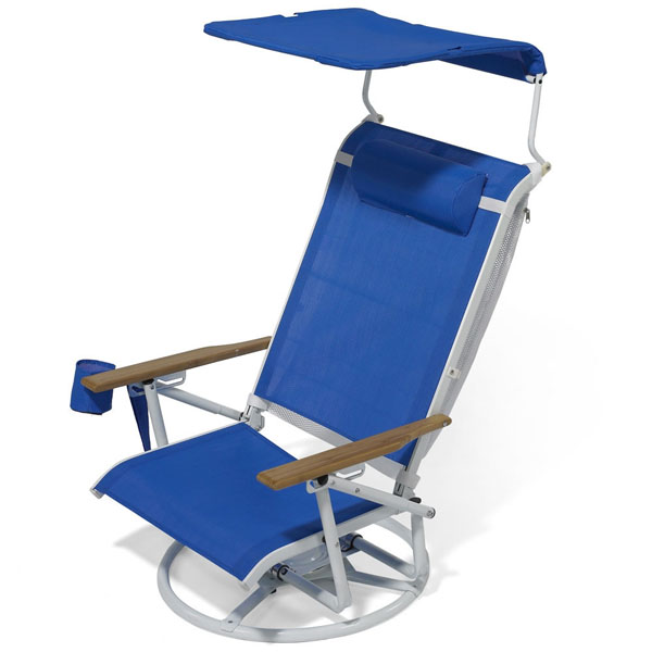Suntracking Beach Chair
